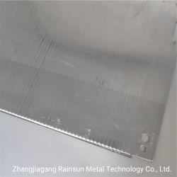 Liga de Alumínio plana supercondutores composto do tubo de calor