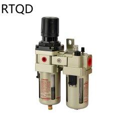 Pneumatischer Typ Ar2000, Bfc2000, Afc2000, Messingmaterial des Filter-Luft-Geräten-AC4010-04 SMC