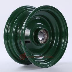 Forlong Static Caravan Trailer Wheel 6.00-9 Steel Rim 4.00X9 mit Lager 35mm