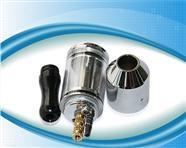 L'atomizer Rebuildable Vmax Cobra en acier inoxydable sans mèche en fibre de verre