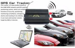 SMS リモートカットオフエンジン搭載車の GPS 追跡装置、 Tk103A 車警報 GPS 追跡装置