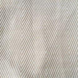 Le bambou/chanvre Tissu en sergé chevron Pattern (QF13-0013)