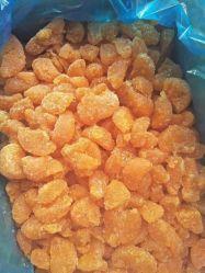 얼린 만다린 오렌지 과일 판매용 새 자르기