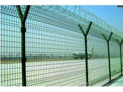 Anping Yaqi Highquality Airport Fence Netting mit Competitive Price