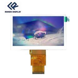 Ronen Rg043dtt-14 per il backup automatico della vista parcheggio del monitor da tavolo per auto Display LCD HD da 4.3 pollici