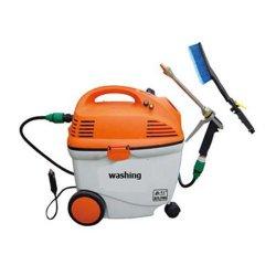 Portable Car Wahser Motor Vehicle Cleaning Electric Car Cleaner DIY Cleaning Battery Cleaning Washing DC Cigarette Lighter Car Washing