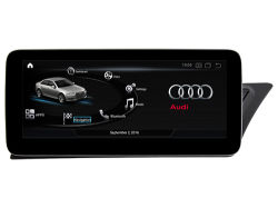 Witson Android 10 автомобильной системы Navi GPS для Audi A4, A5 2008-2016 с правосторонним рулевым управлением с 4G Mmi+64G ОЗУ WiFi Bt Stereo Carplay Google Video сенсорного экрана