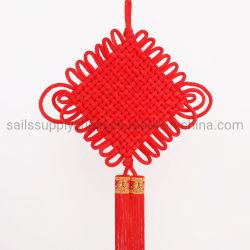 Commerce de gros noeud décoratif fait main chinois