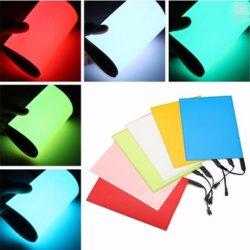Blinkende Plakat-Farben Electroluniminescent EL-Panel-Hintergrundbeleuchtung