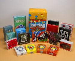 맞춤형 광고 선물 타롯 게임 카드 아이들 교육 카드 포커 카드 PVC 카지노 자전거 종이 플라스틱 경기 카드