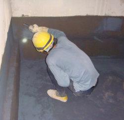 Цокольный этаж гидроизоляции (K11)