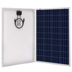 خارج الشبكة 100 واط 200 واط 300 واط 400 واط وحدة PV للوحة الشمسية 500 واط لـ RV، البحرية، المركب، السقف،
