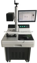 3D Fiber Marking Machine Jpt Mopa M6 M7 30W علامة 60 واط ألوان على SS، 3D Curve Surface Laser Marking Machine 2021