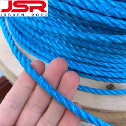 돛 배 포장하거나 계류를 위한 다채로운 Polypropylene/PP 플라스틱 밧줄