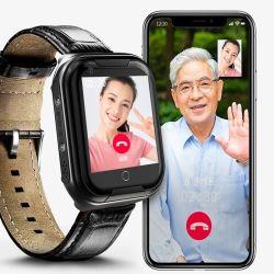 연장자를 위한 장치 지능적인 시계를 추적하는 4G 고위 건강 GPS
