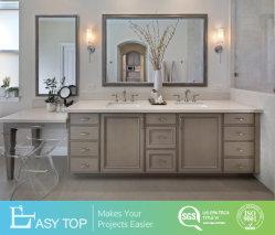 Directement le fabricant de bon marché d'alimentation moderne salle de bains montée sur le sol de la vanité du Cabinet