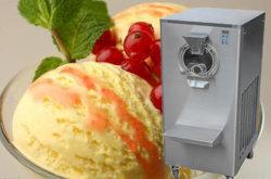 La Chine de gros disque commercial de la crème glacée pour la vente de la machine