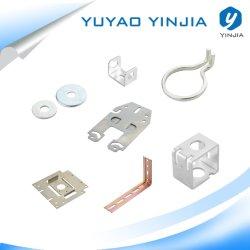 Metal personalizado de aço / Aço inoxidável / alumínio / cobre / Bronze cobre / Estampagem fabricante de peças
