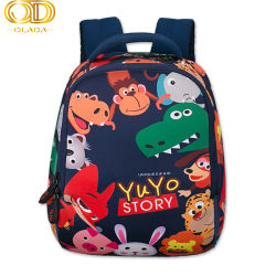 2019 Commerce de gros sac de vente chaude Dracaufeu Animal School Kid sac à dos