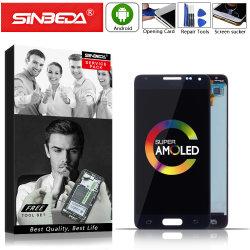 Meilleur Prix Sinbeda Téléphone Mobile Affichage LCD pour Samsung Galaxy S49192 Mini9190 Je Je Je l'écran LCD9195+l'écran tactile Assemblée du numériseur+Frame