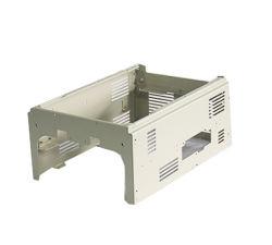 Hoja de acero inoxidable de flexión de Corte láser Grabado de mecanizado CNC de piezas de metal