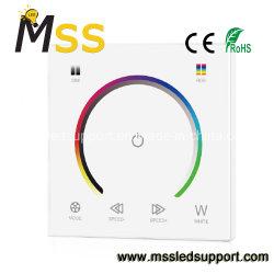 Smart RGB LED RGBW сенсорной панелью, светодиодный индикатор Wall-Mounted регулятора яркости освещения приборов для светодиодного освещения полосы