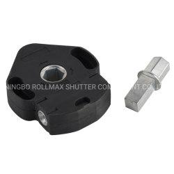 ローラーシャッター/圧延シャッターアクセサリのプラスチック不安定な車輪