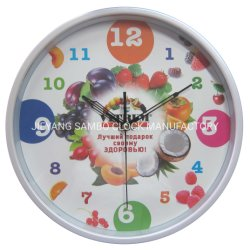 ترقية رخيصة بلاستيكيّة هبة ساعة ساعة لأنّ مطعم