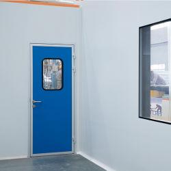 耐火性のペーパー蜜蜂の巣またはアルミニウム蜜蜂の巣操作劇場のクリーンルームのドア
