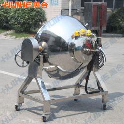 食糧のための鍋を調理するステンレス鋼