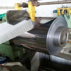 Preço por quilograma de aço Tira de aço inoxidável Material secundário da bobina de aço para fazer o Tubo de Aço Inoxidável