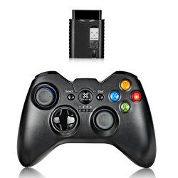 5 en 1 Manette de jeu sans fil pour PS2/PS3/PC/X-d'entrée/Adroid périphériques.