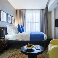 편안한 호텔 이그제큐티브 비즈니스 스위트 룸 디자인