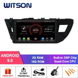 """Witson 10.2 de """" Grote Radio van Auto 9.0 van het Scherm Androïde voor de Bloemkroon 2014-2016 van Toyota"""