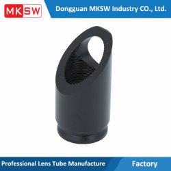 Het nieuwe Machinaal bewerken van de Cilinder van de Lens van het Metaal van de Fabriek van China