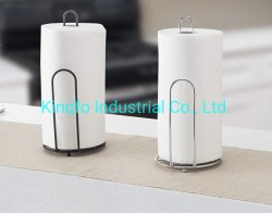 Toalla de papel de cocina metálica Holder-Tissue Portarrollos Kfr4008