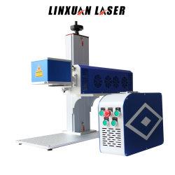 metallo/Nonmetal/PP/PVC/PPR/PE della macchina della marcatura del laser della fibra/CO2/UV/Green di 20W 30W 50W 100W