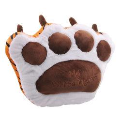 Creative farcies enfant cadeaux Tiger Claw mignon soft un jouet en peluche