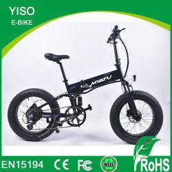 전기 자전거 도시 전기 자전거 성인 및 아이들 E 자전거를 접히는 20inch 지방질