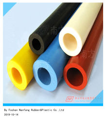 Tubo della gomma piuma del silicone per il rullo di pressione del fonditore