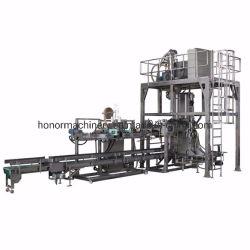 14ans Fécule de manioc automatique d'usine de poudre Machine d'emballage de remplissage de pesée