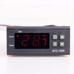 自動スイッチ価格のデジタル温度調節器を冷却するか、または熱しなさい