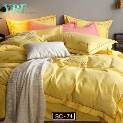 Chaud Ab Versions pour les deux côtés une flanelle et B de l'agneau du Cachemire à la fois Sieds peut lit utilisé pour l'hiver Bedding Sets