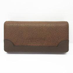 Der Amazonas-kundenspezifische Eco lederne Klipp-Frauen-Großhandelsmappen Nr. 1284 Münzen-Dame-Purse Party Handbags Money