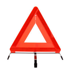 Qualität-reflektierendes Sicherheits-Feld-warnendes Dreieck für Straßen-Datenbahn