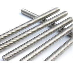 DIN975クラス4.8の鋼鉄によって電流を通される糸棒M27