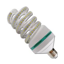 24W B22 E27 индикатор полного спираль светодиодные лампы