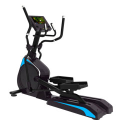 El uso del gimnasio el equipo de cardio fitness máquina elíptica Crosstrainer