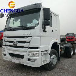 중국 HOWO 6 * 4 트럭 헤드 트랙터 판매