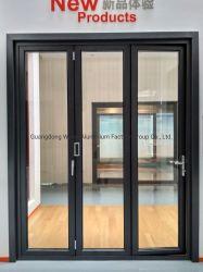 Portello di piegatura di alluminio con il disegno doppio di colore per il salone
